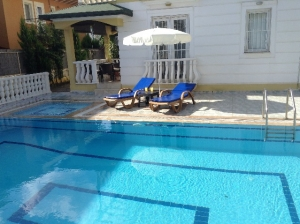 Akdeniz Calis 2 Bed Apartment