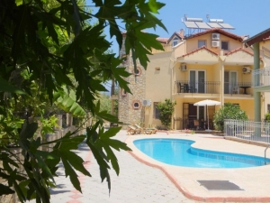Dove 3 Bed Villa
